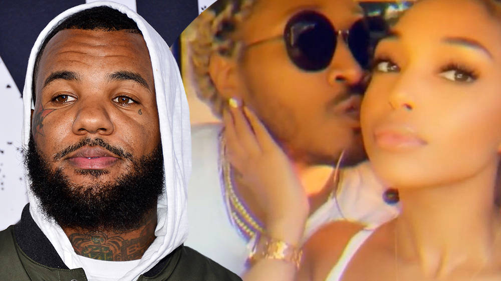 """The Game 'trolls' Future and Lori Harvey with shady tweet about """"trading girlfriends"""""""