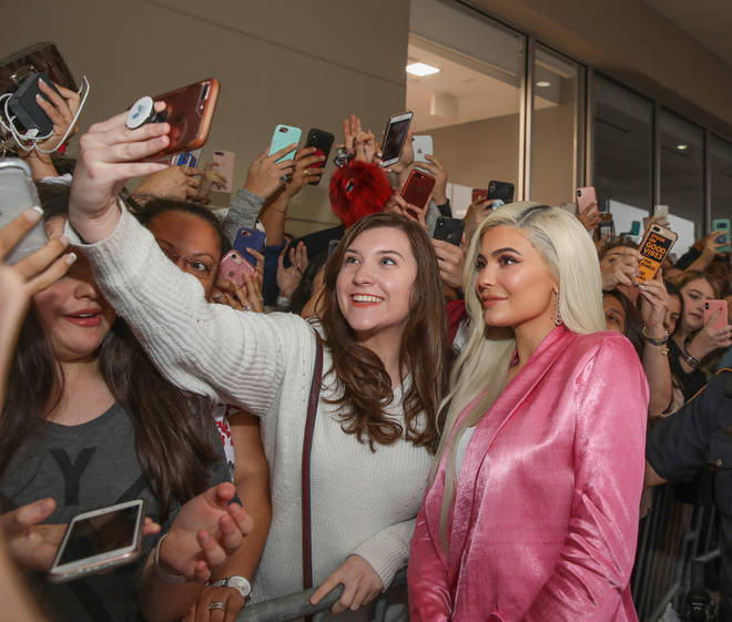 Kylie Jenner, 22, is rumoured to be planning a convention for her fans.