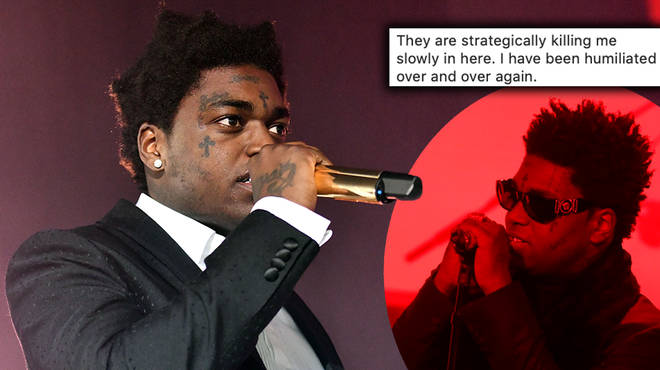 Kodak Black has detailed his experience of solitary confinement in an Instagram post