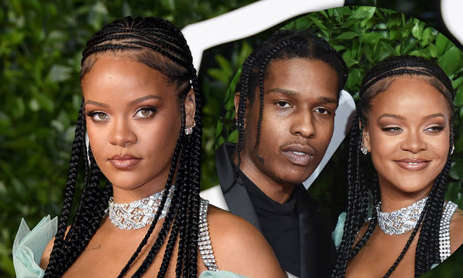 Rihanna and A$AP Rocky are rumoured to be dating following her split from boyfriend Hassan Jameel.