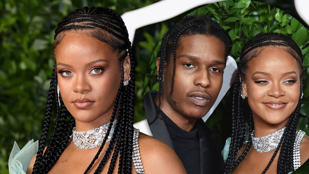 Rihanna allegedly dating A$AP Rocky following split from boyfriend Hassan Jameel - Capital XTRA