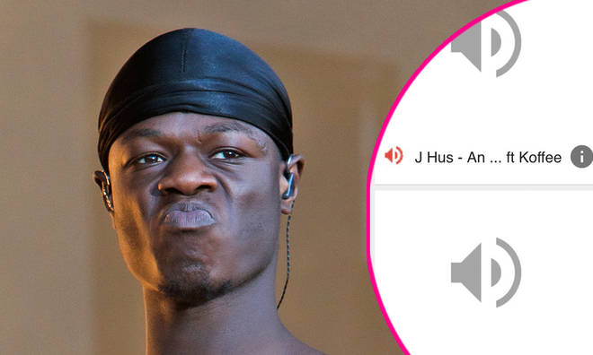 J Hus' new album has leaked online
