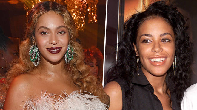 Beyoncé pays tribute to late singer Aaliyah on her birthday