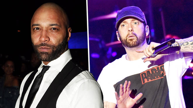 Rapper Joe Budden has responded to Eminem allegedly dissing him