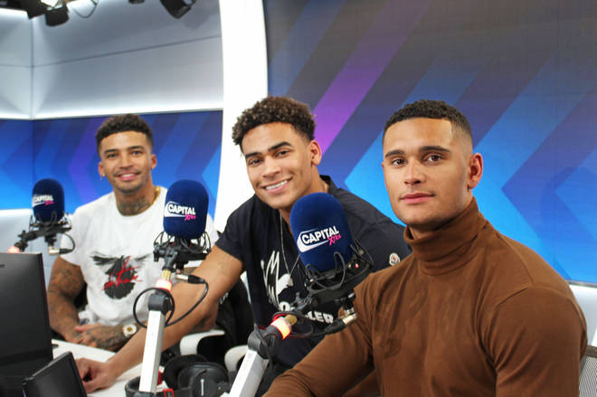 Michael Griffiths, Jordan Hames and Danny Williams discussed their ex's before ranking the new female islanders.