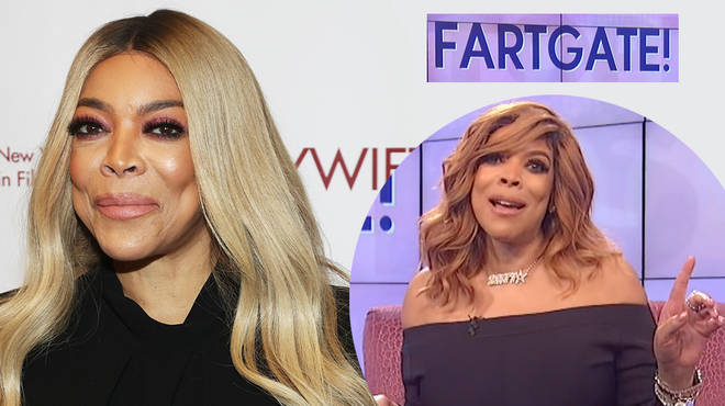Wendy Williams denies farting live on TV