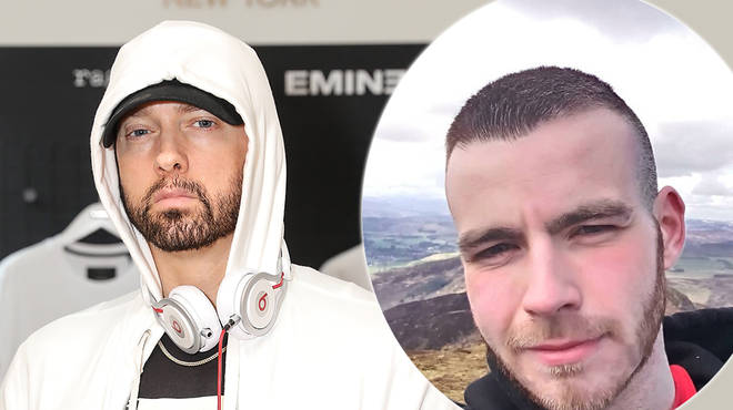 Scottish rapper Darren claims he may be the inspiration behind Eminem's new album