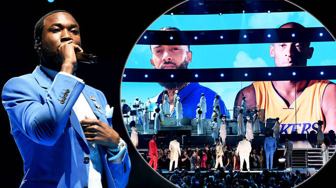 Star-studded tribute to Nipsey Hussle and Kobe Bryant at The Grammy Awards 2020