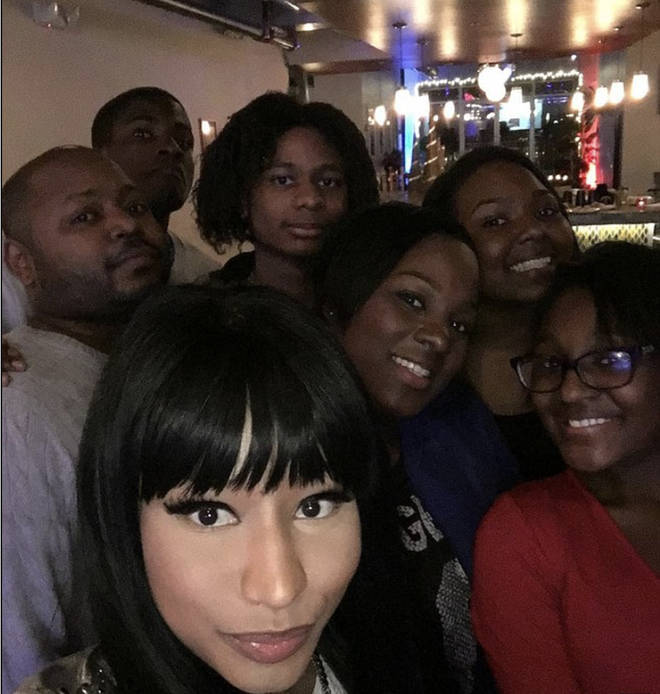 Nicki Minaj's brother Jelani pictured to the left, has been jailed for 25 to life in jail