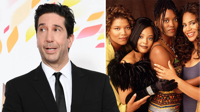 Friends actor David Schwimmer is being called out for his ignorance on show Living Single