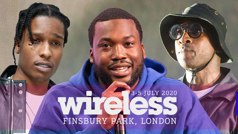 Wireless Festival 2020 Line-Up: ASAP Rocky, Skepta & Meek Mill headline