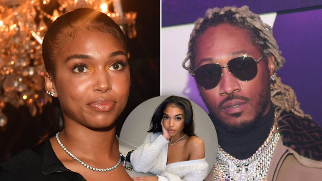 Lori Harvey has sparked marriage rumours with boyfriend Future after wearing a diamond ring on her wedding finger.