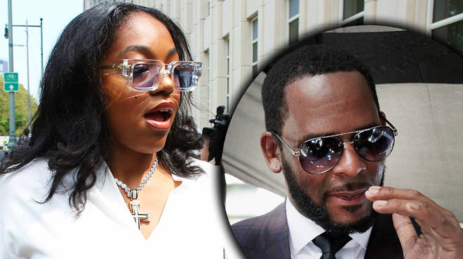 Azriel Clary details R Kelly physical and sexual abuse