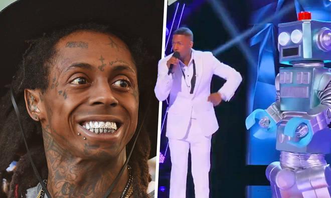 Lil Wayne revealed as performer on The Masked Singer