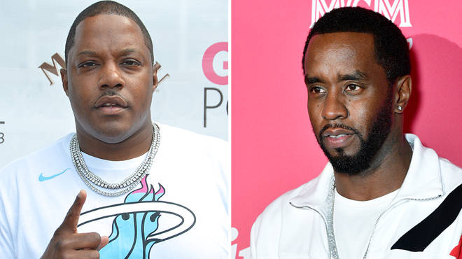 Mase calls out Diddy on Instagram