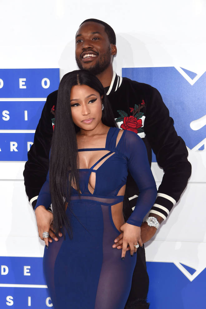 Nicki and Meek dated from 2015 until their bitter split in 2017. (Pictured here in 2016).
