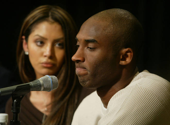 The case against Kobe Bryant was dropped in 2004 after the accuser declined to testify.