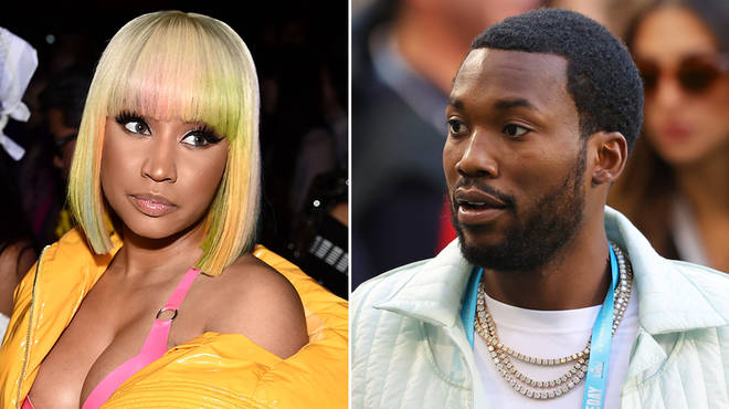"Nicki Minaj uses the ""hack excuse"" after regretting her Twitter beef with ex Meek Mill"
