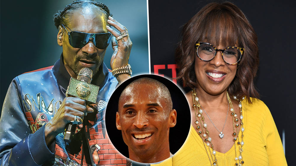 """Snoop Dogg claims he """"didn't threaten"""" Gayle King while defending Kobe Bryant during angry rant"""