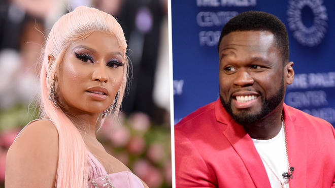 Nicki Minaj grills 50 Cent on not having her star in American drama-series 'Power'