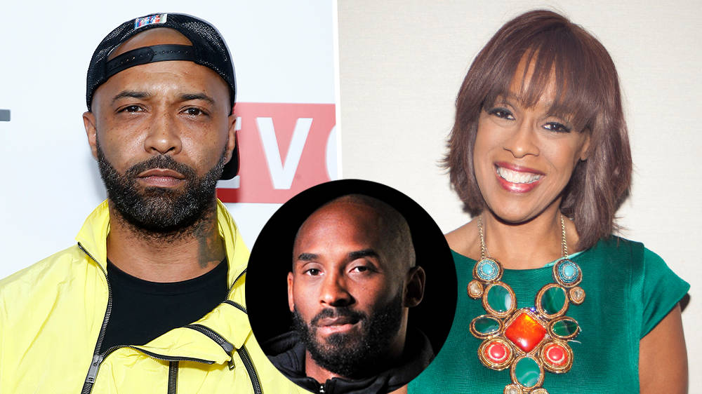 "Joe Budden slams ""distasteful"" Gayle King for resurfacing Kobe Bryant's rape case"