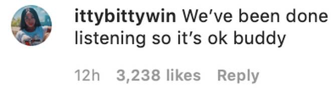 Fans respond to Lil Pump's announcement