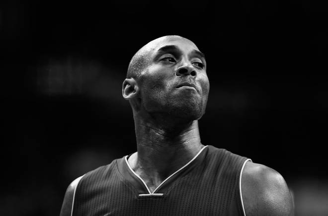Kobe Bryant was killed in a helicopter crash recently