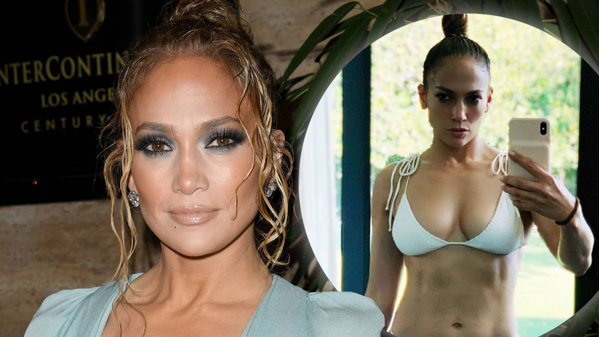 Jennifer Lopez, 50, shows off her incredible toned body days after Super Bowl show