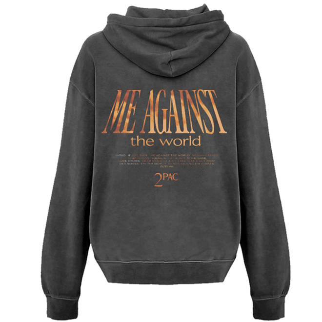Tupac's estate release new merch for 'Me Against The World' 25th anniversary