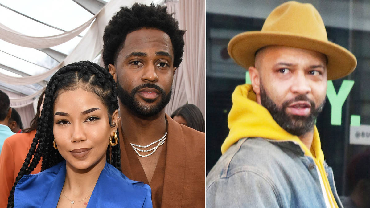 "Big Sean claps back at Joe Budden for saying Jhené Aiko's music shows ""lack of growth"""