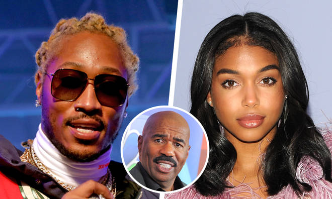 Future faces backlash after controversial lyrics about girlfriend Lori Harvey's stepfather