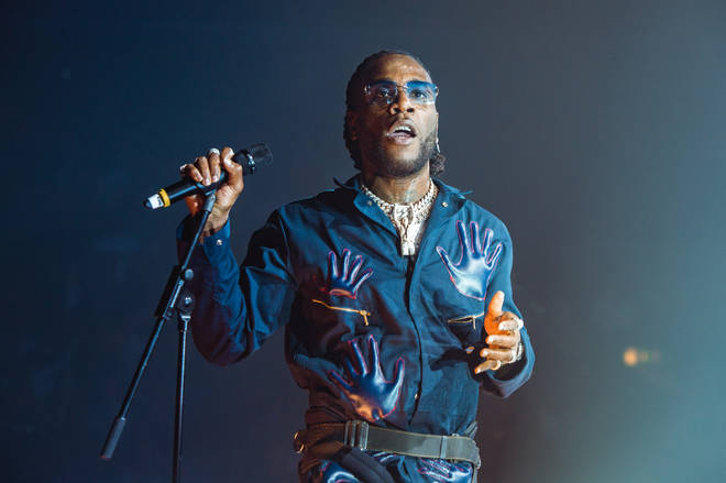 Burna Boy is know as the African Giant after the name of his latest album