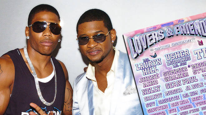 R&B fans are shocked by the 'Lovers and Friends' line-up