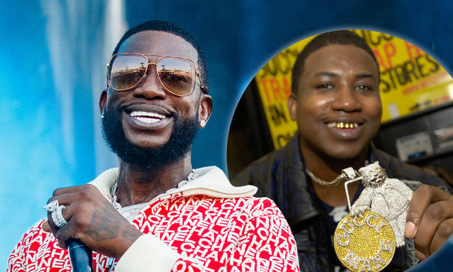 Gucci Mane has previously addressed a conspiracy theory suggesting he's a government clone.