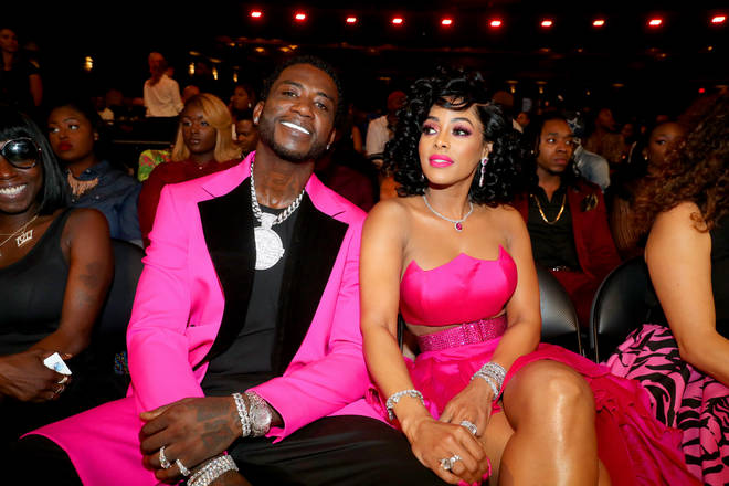 Gucci Mane and Keyshia Ka'Oir married in Miami in 2017. (Pictured here in 2018).