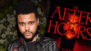 The Weeknd has announced his 'The After Hours Tour'.