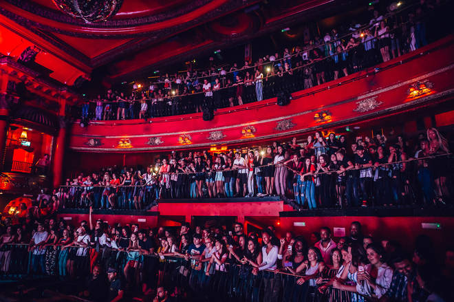 The Sold Out Crowd At Capital XTRA's Homegrown Live
