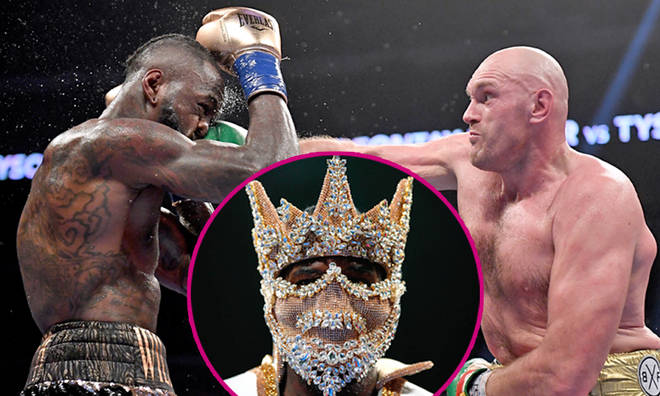 Deontay Wilder vs Tyson Fury is taking place in Las Vegas on 22nd February 2020
