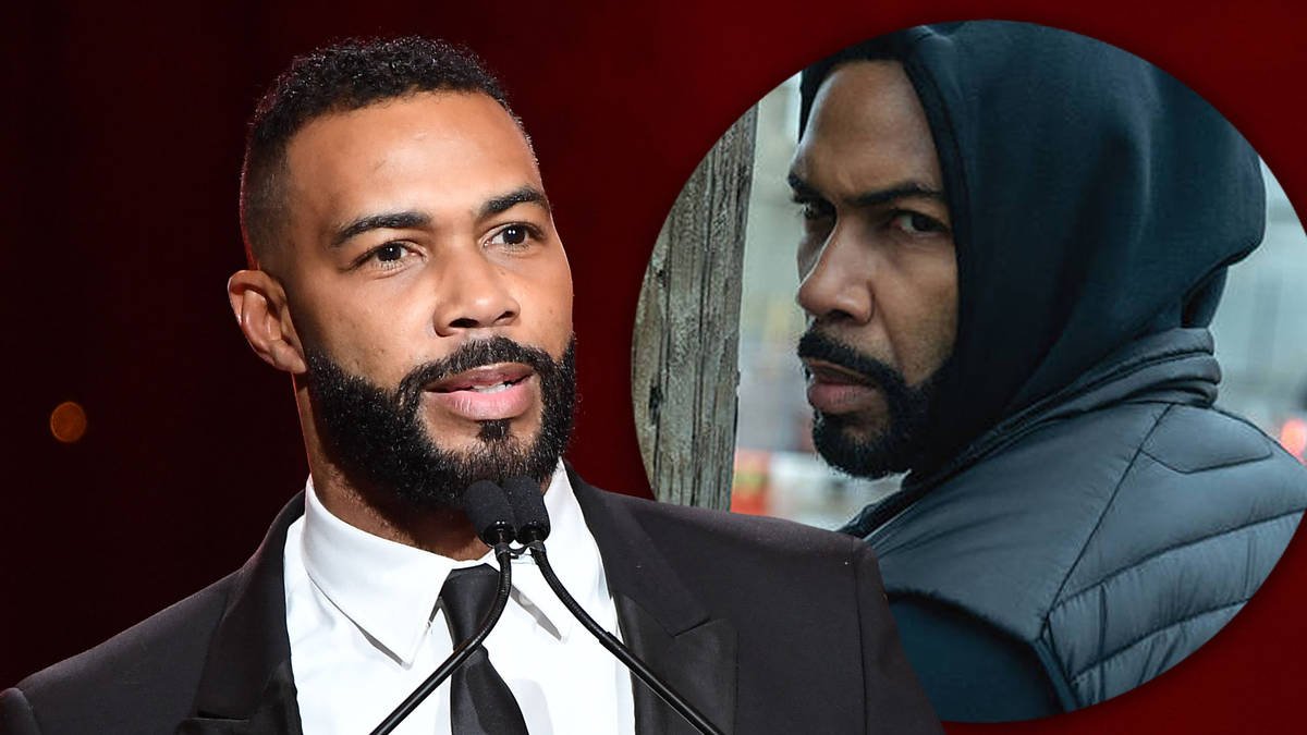 Power's Omari Hardwick savagely claps back at troll who said he should stick to playing Ghost - Capital XTRA