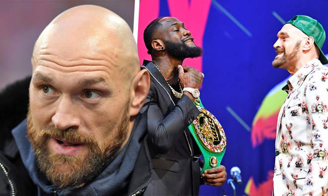 Wilder vs Fury: Tyson Fury ring walk music