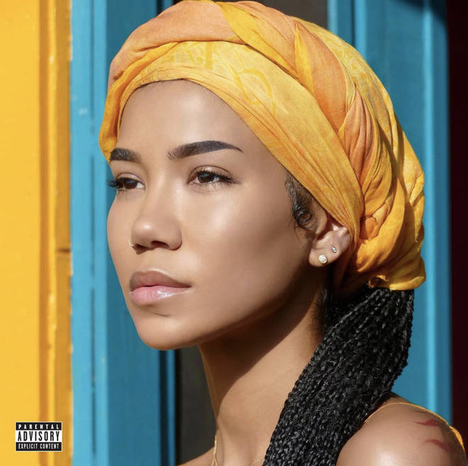 Jhené has revealed the artwork for 'Chilombo'.