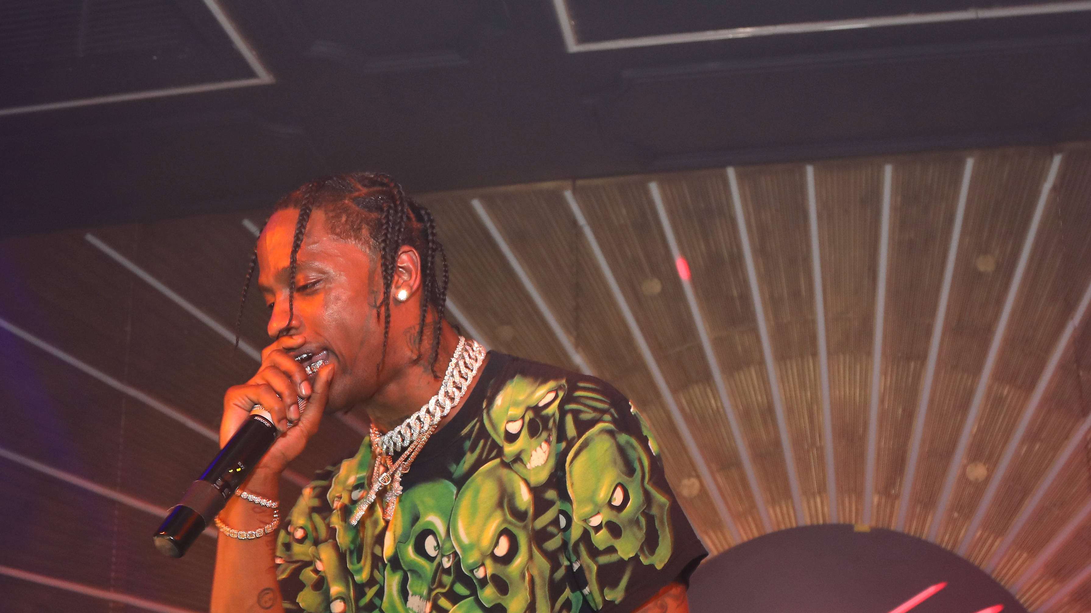 f509176d3bf7 Travis Scott Sparks Controversy After Removing Transgender Model From... -  Capital XTRA