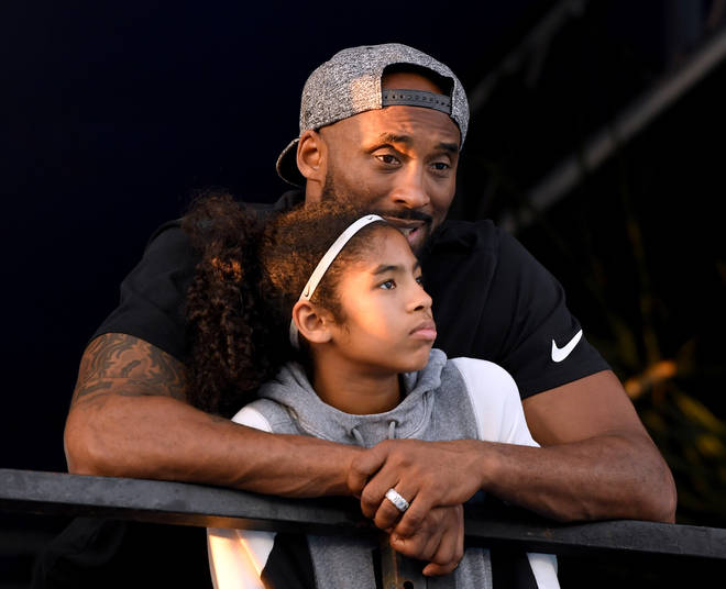 Kobe Bryant and Gianna, 13, were killed in a helicopter crash in Calabasas in January.