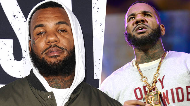 The Game shares a controversial tweet which triggered fans