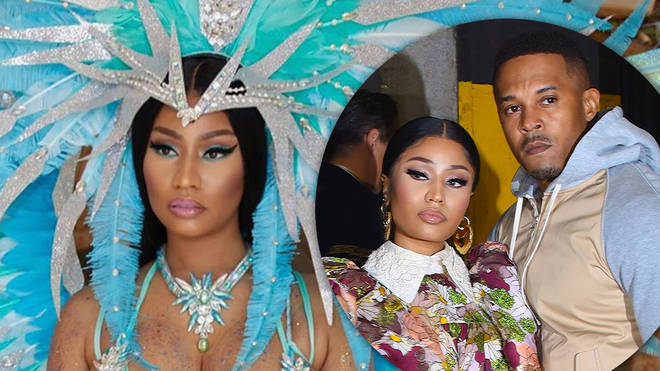 Nicki Minaj has apologised on behalf of her husband Kenneth Petty after his behaviour at carnival.