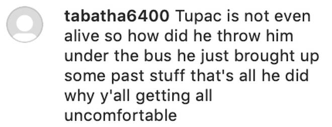 Fans defend Snoop after being accused of throwing Tupac under the bus