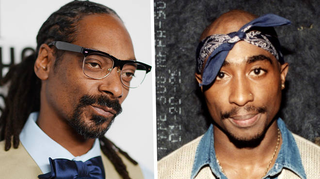 Snoop Dogg has been accused of throwing shade at Tupac during his Red Table Talk