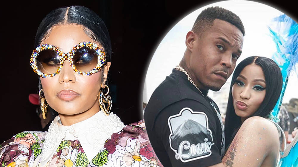 Nicki Minaj responds to Kenneth Petty carnival backlash with hilarious fake movie poster - Capital XTRA