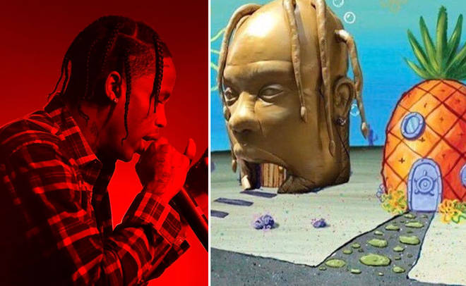 Travis Scott Astroworld Meme