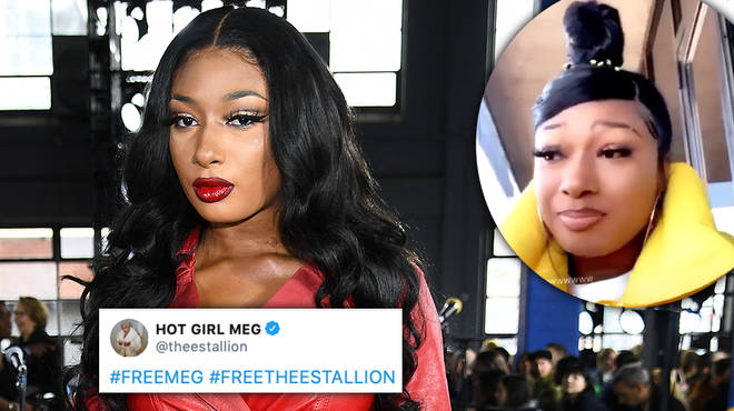 Megan Thee Stallion fans defend rapper after she exposes record label issues